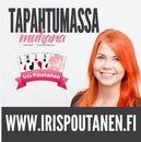 Tapahtuma- ja juhlasuunnittelija Iris Poutanen