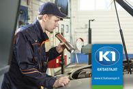 K1 Katsastus Turku, Lauste