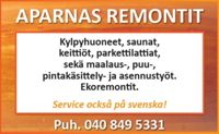 Aparnas Remontit