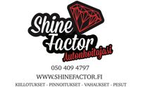 Shine Factor Oy