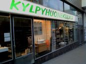 Kylpyhuonekulma