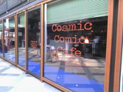 Cosmic Comic Cafe