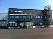 Oulun Scania-keskus