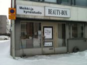 Meikki- ja Kynsistudio Beauty-Box