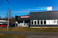Autokorjaamo Nikunen