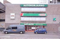 Autokorjaamo Ant-Auto Helsinki