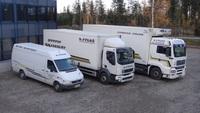 Kuljetus ja Muutto O. Jylhä Oy, Jyväskylä