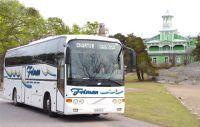 Hangon Liikenne - Friman matkat Hanko