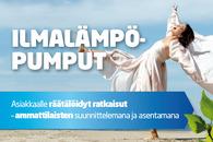 LämpöYkkönen Oy Jyväskylä
