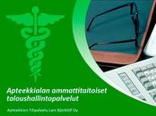 Apti Oy Apteekkien Tilipalvelu LB Helsinki