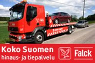 Falck Hinaus- ja Tiepalvelut Helsinki