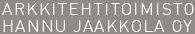Arkkitehtitoimisto Jaakkola Hannu Oy
