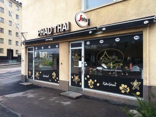 Phad Thai Cafe & Restaurant Helsinki