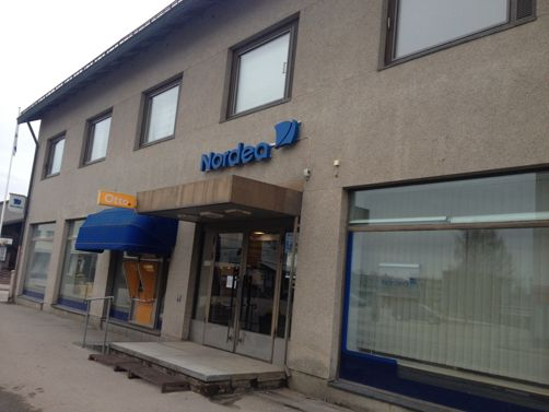 Nordea Ylivieska, Henkilö- ja yritysasiakkaat Ylivieska