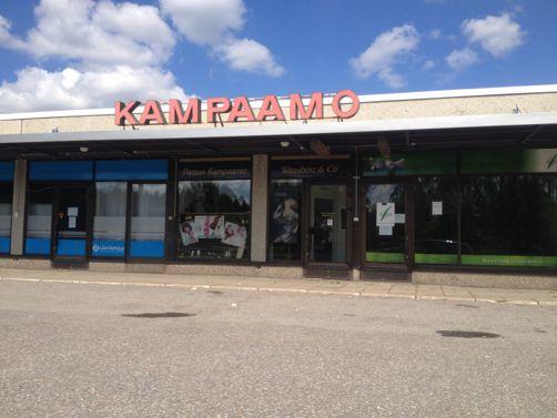 Parturi-Kampaamo Wassborr Kaustinen