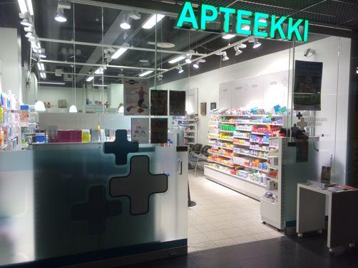 Pitäjänmäen apteekki Helsinki
