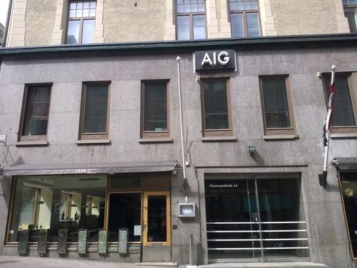 AIG Europe Limited sivuliike Helsinki
