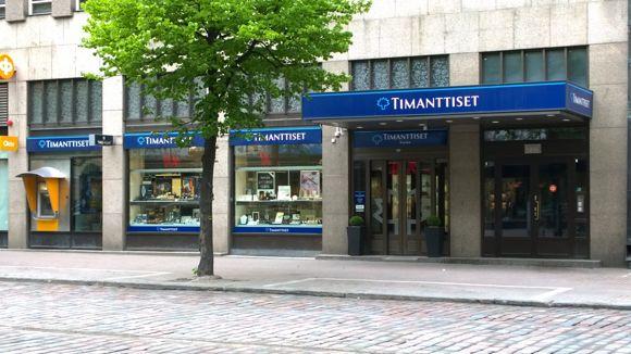 Timanttiset Asema Tampere