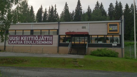 Keittiöjätti Kuopio Kuopio