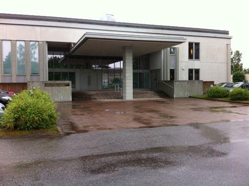 Länsi-Uudenmaan ulosottovirasto Raaseporin toimipaikka Raasepori