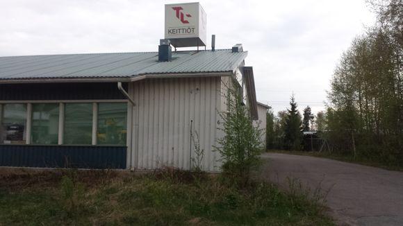Automyynti M. Kontio Oulu