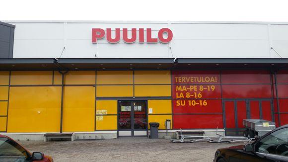 Puuilo Oy Lappeenranta