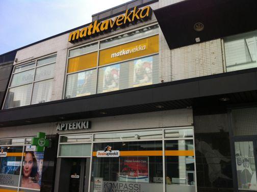 Matkatoimisto Matka-Vekka Oy Jyväskylä Jyväskylä