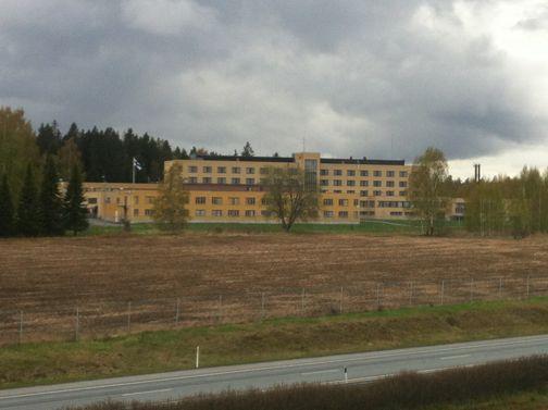 Hämeenlinnan vankila Hämeenlinna