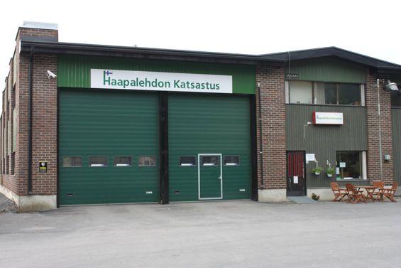 Haapalehdon Katsastus Oy Oulu