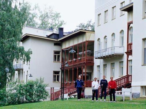 Kruunupuisto Punkaharjun kuntoutuskeskus Savonlinna