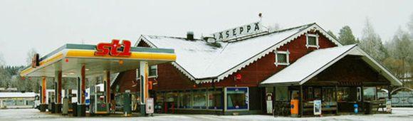 St1 Huoltoasema Kyläseppä Petäjävesi
