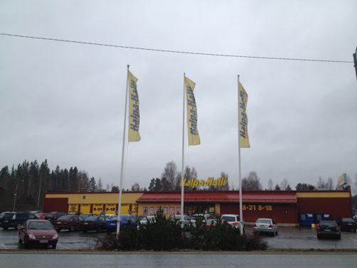 Halpa-Halli Alajärvi Alajärvi