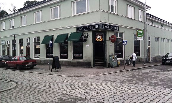 English Pub Kokkola