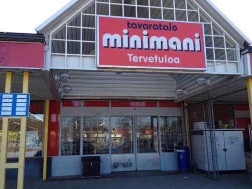 Minimani Joutseno Lappeenranta