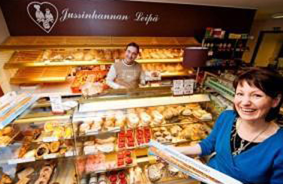 Jussinhannan Leipä Oy Tampere