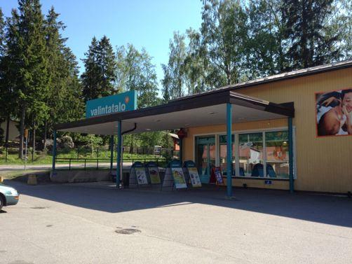 Valintatalo Päiväkumpu Vantaa