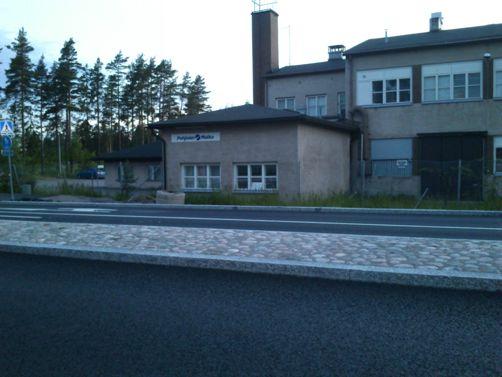 Pohjolan Matka, linja-autoliikenne Vantaa