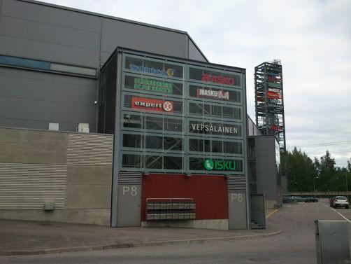 Kruunukaluste Helsinki Lanterna Helsinki