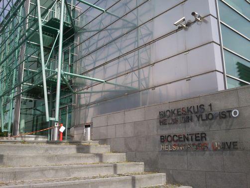 Helsingin yliopisto Biotekniikan instituutti Helsinki