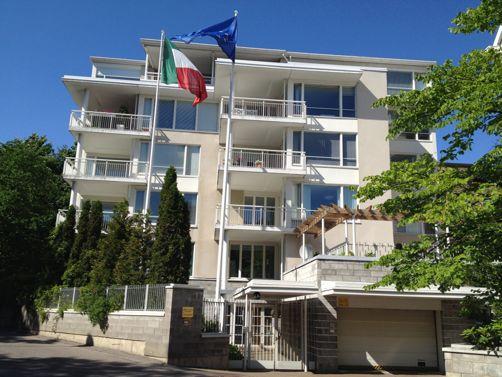 Italian Suurlähetystö Helsinki