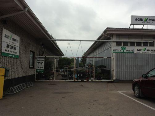 Agrimarket Reisjärvi Reisjärvi