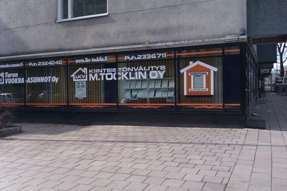 Kiinteistönvälitys Tocklin M Oy LKV Turku