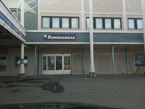 Eurokangas Oy Rovaniemi