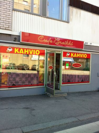 Cafe Breikki Tampere