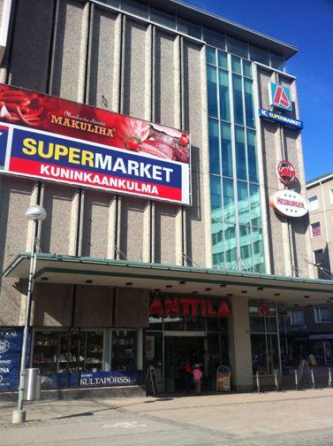 Anttila Tampere Tampere