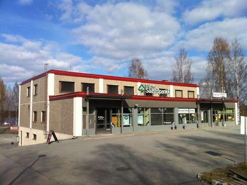 Säästöpankki Sinetti Ylöjärven konttori Ylöjärvi