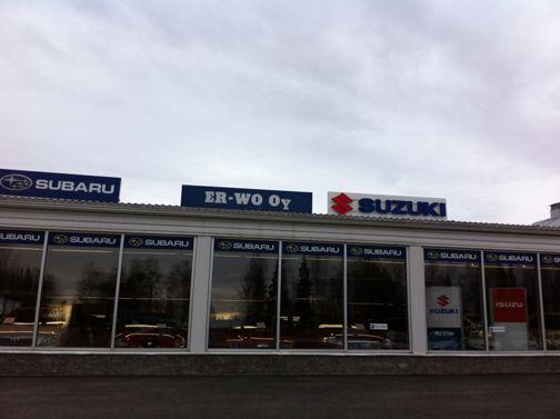 Er-Wo Oy Oulu
