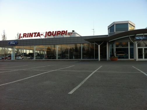 J. Rinta-Jouppi Oy Seinäjoki