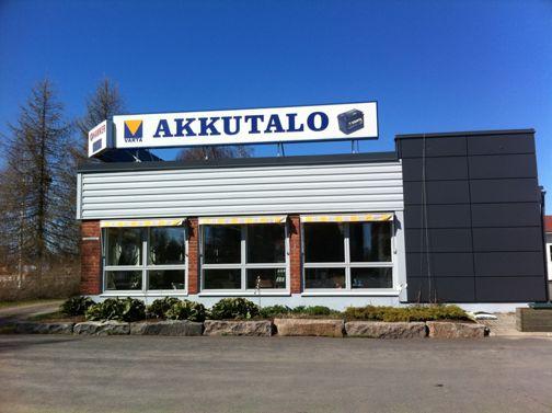 Akkutalo Esko Markuksela Oulu