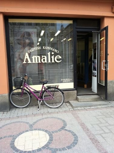 Parturi-kampaamo Amalie Lahti